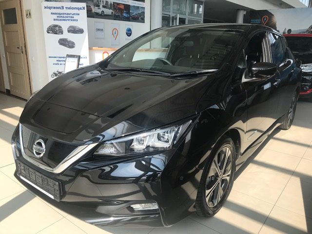 Електромобіль New Nissan Leaf  Tekna 2018