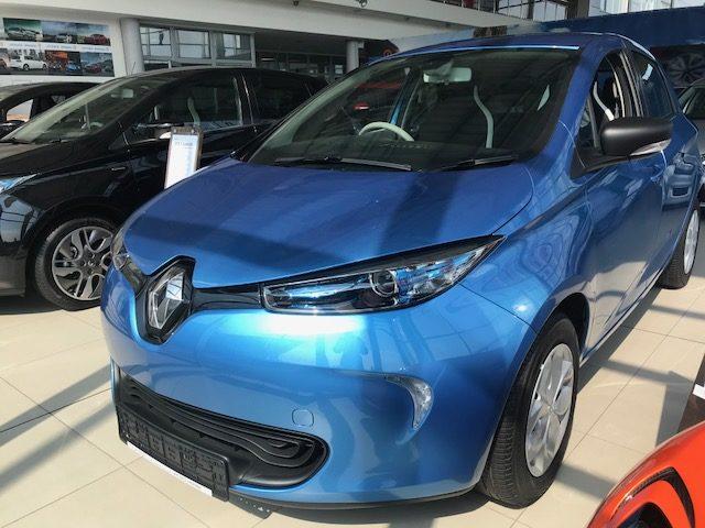 Електромобіль Renault Zoe