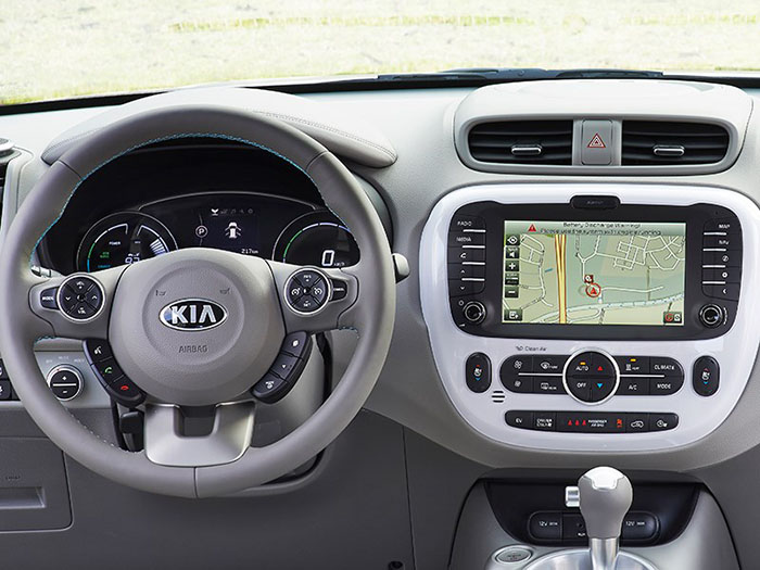 б/у електромобіль Kia Soul EV з європи