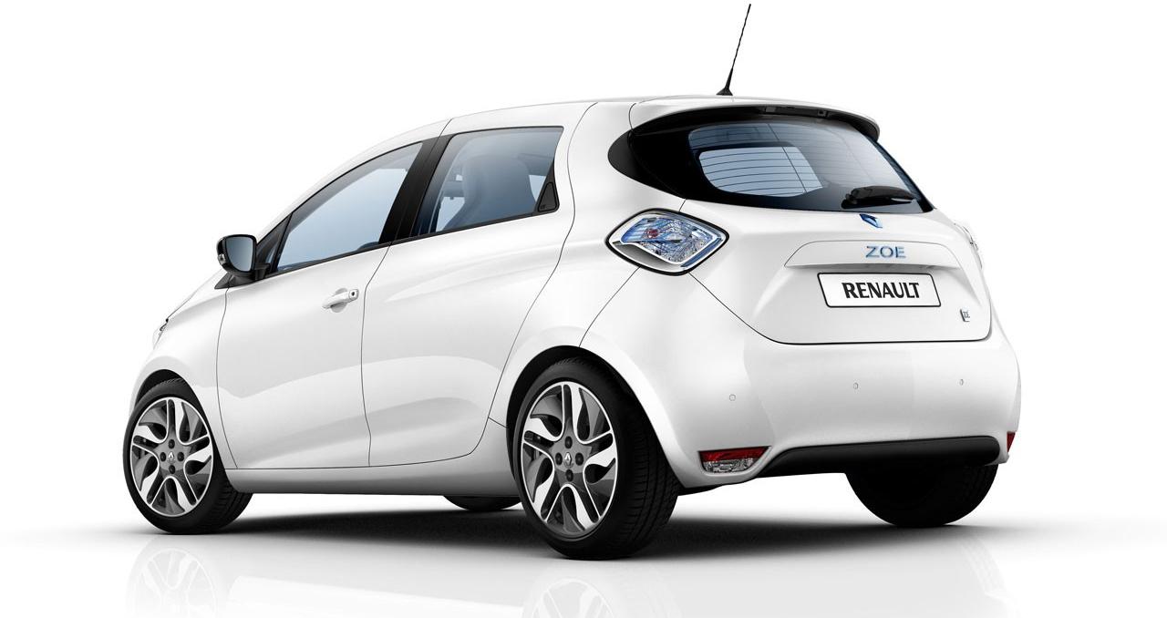 електромобіль Renault Zoe купити