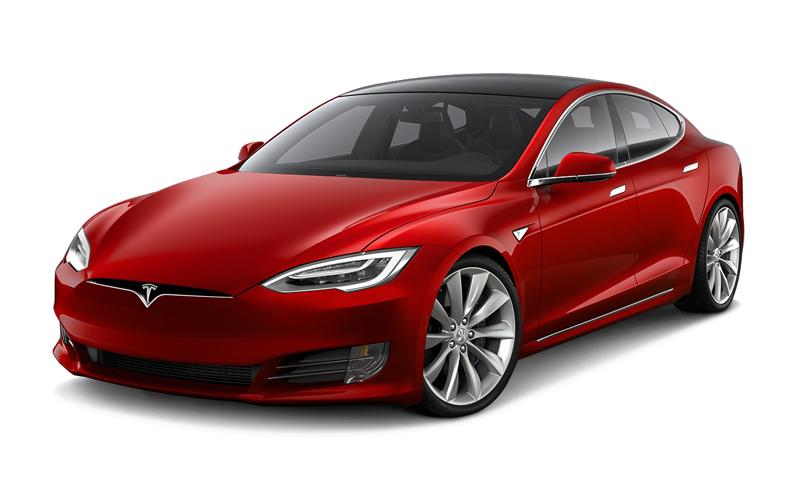 Електромобіль Tesla S