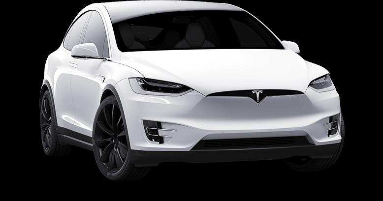 Електромобіль Tesla model X