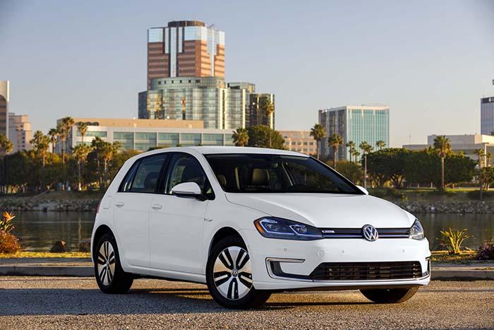 електромобіль Volkswagen e-Golf ціна