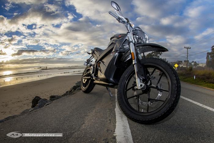 електромотоцикл Zero DSR ціни в україні