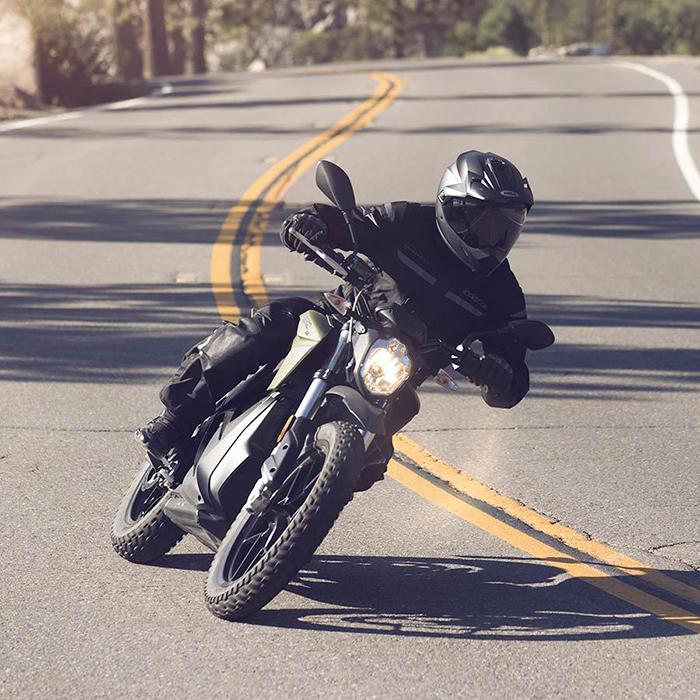 купити електромотоцикл Zero DSR ціни