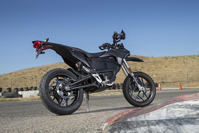 електромотоцикл ZeroFXS ціна