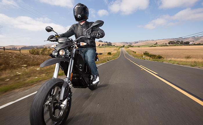 купити електромотоцикл ZeroFXS