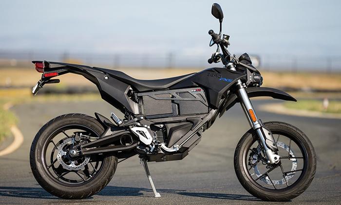 електромотоцикл ZeroFXS