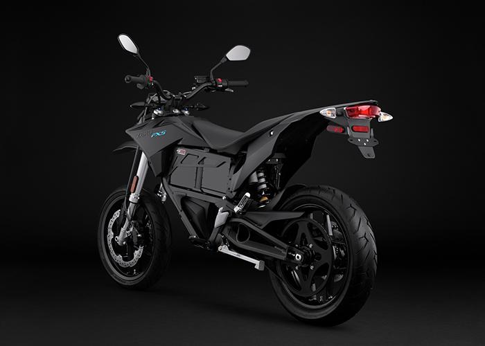 електричний мотоцикл ZeroFXS