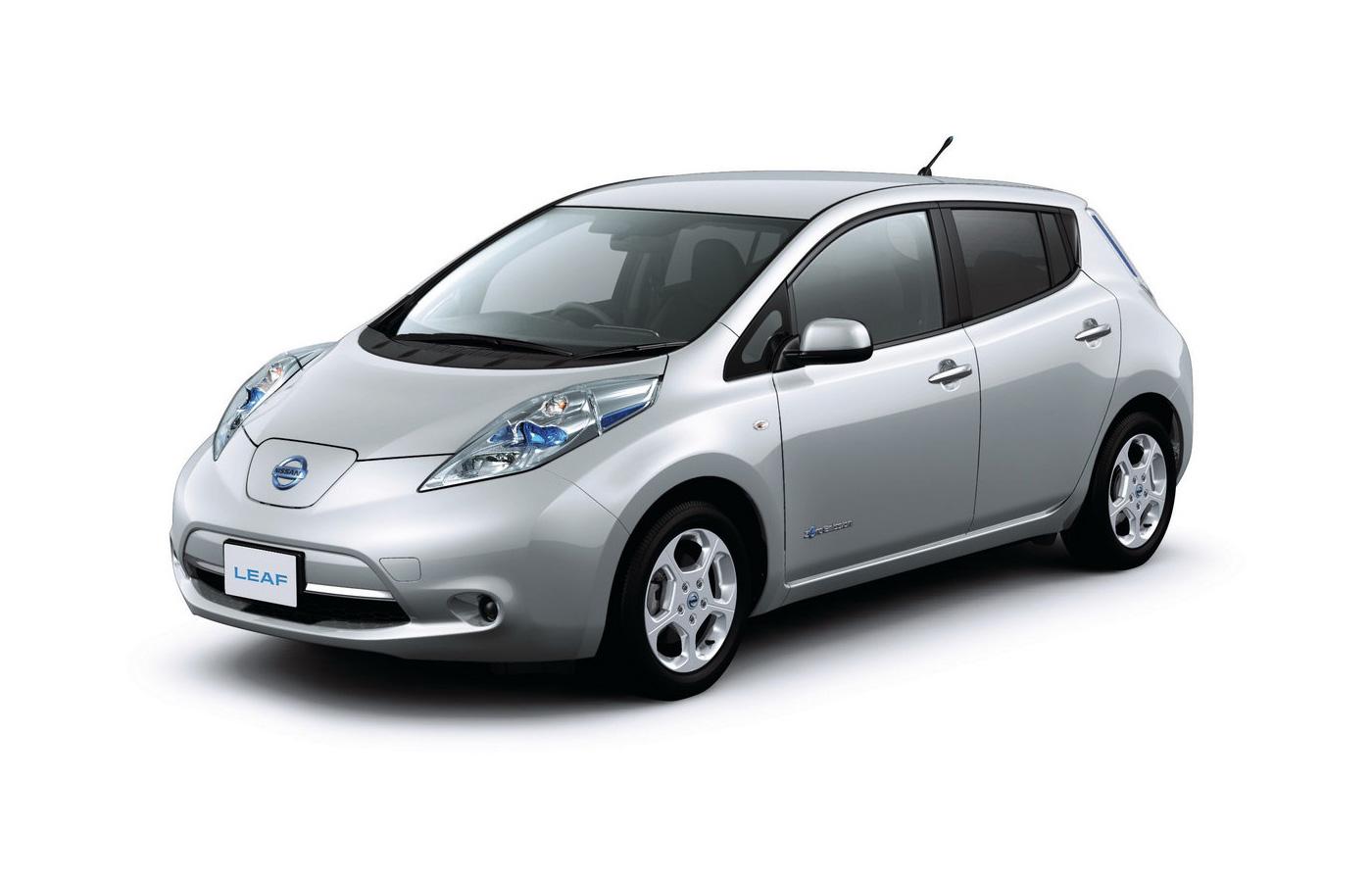 Б/у електромобіль Nissan Leaf