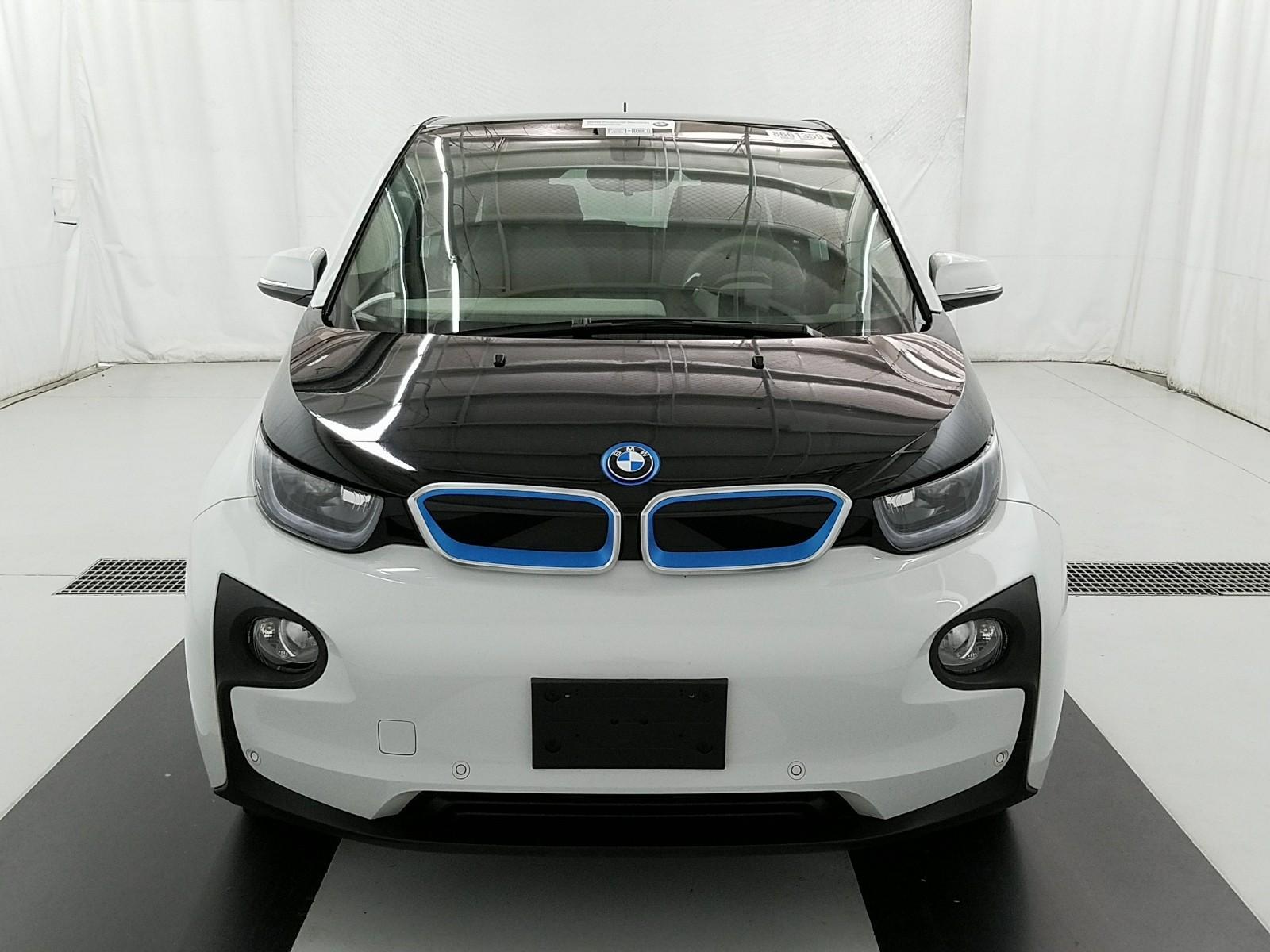 Б/у електромобіль BMW i3 Giga
