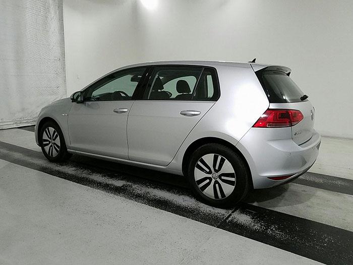 б/у електрокар Volkswagen E-Golf SEL