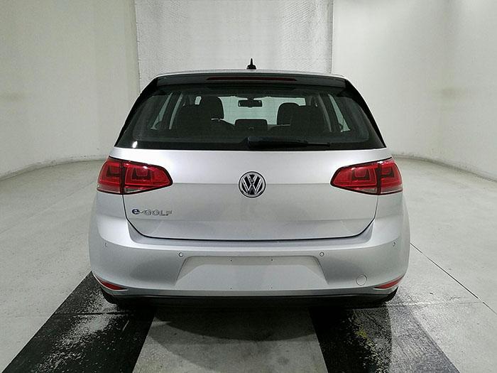 б/у електромобіль Volkswagen E-Golf SEL ціни
