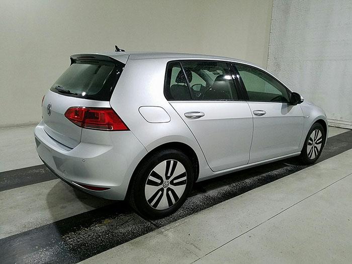 б/у електромобіль Volkswagen E-Golf SEL ціна