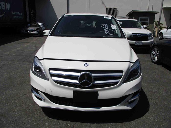 б/у електромобіль Mercedes-Benz B купити
