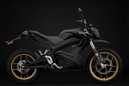 електромотоцикл Zero DS