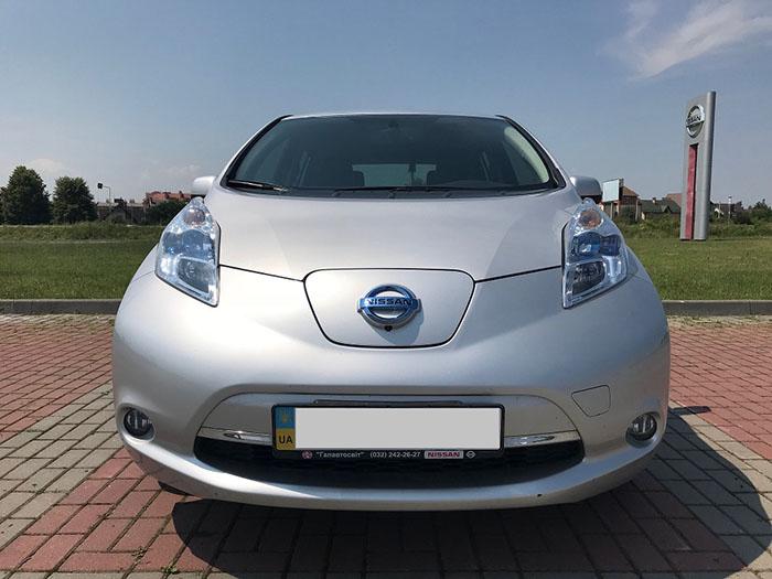 б/у електрокар Nissan Leaf SL 360 Bose 2015