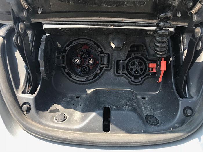 двигун електромобіля спідометр електромобіля Nissan Leaf SL 360 Bose 2015