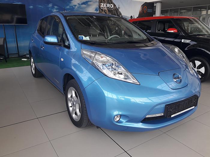 б/у електрокар Nissan Leaf Acenta