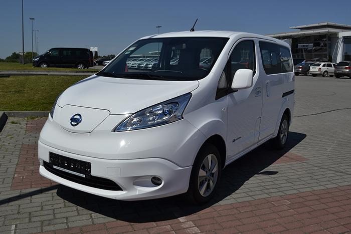 б/у електромобіль Nissan e-NV200 Evalia