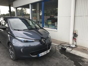 на електромобілі в європу