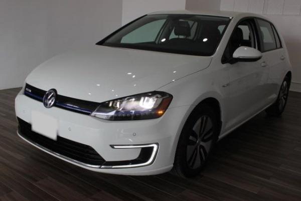 Б/у електромобіль Volkswagen E-Golf SEL