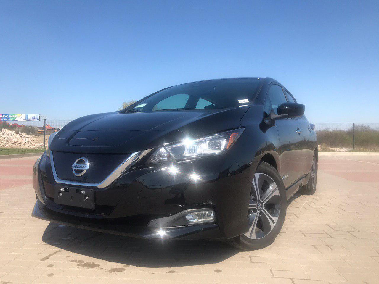 Електромобіль New Nissan Leaf SV 2018